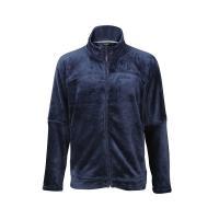 毛足が長く柔らかな肌触り秋冬に活躍する保温性に優れたフリースジャケット