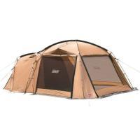 (セール)(送料無料)COLEMAN(コールマン)キャンプ用品 ファミリーテント タフスクリーン2ルームハウス 2000031571