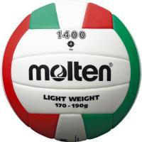 molten モルテン EVAバレーボール 4号球 V4C1400-L バレーボール 4号ボール ホワイトxレッドxグリーン 4号球 セール