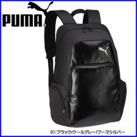 ボール外付けネット付、練習に便利なバックパック!  [メーカー] プーマ PUMA    [商品名/...