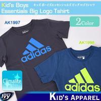 人気のビッグロゴを配したキッズTシャツ。カラーバリエーションが豊富にそろう。