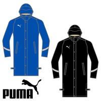 【PUMA-プーマ】 スポーツウエア/トレーニングウエア/冬物ウェア/冬物コート/ロングコート/ロン...