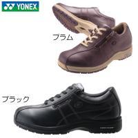 ヨネックス パワークッション カジュアルウォーク レディス【女性用靴】  足あたりのソフトな伸縮性の...