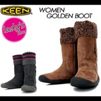 送料無料,KEEN,キーン,WOMEN GOLDEN BOOT,レディース ゴールデン ブーツ,女性...