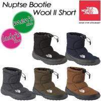 ■Name : Nuptse Bootie Wool 2  Short【ヌプシ ブーティー ウール ...