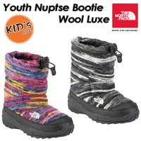 ■Name:【Youth Nuptse Bootie Wool Luxe】ユース ヌプシブーティー ...