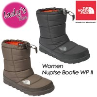 ■Name:W Nuptse Bootie WP 2 ■Fabric : <アッパー>撥水加工リップ...