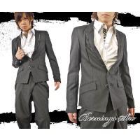 人とは違う個性的なデザインで人気の 【デザインジャケット&サルエルセットアップスーツ】の入荷です!!...