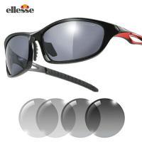 スポーツサングラス 偏光調光サングラス エレッセ UVカット ゴルフ 釣り メンズ サングラス ellesse ES-S203HT