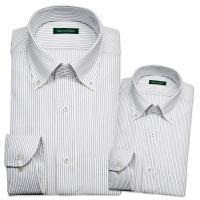 ■ワイシャツ■綿50%/ポリ50%  ■長袖ワイシャツ ■形態安定加工【MILA MODA ワイシャ...
