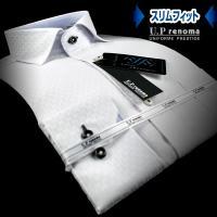 ■ワイシャツ■綿60%/ポリ40%  ■長袖ワイシャツ ■形態安定加工  ワイシャツといえども、ファ...