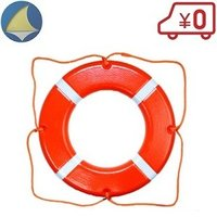 日本救命器具・小型船舶用救命浮輪 P-136K  ■特長■ ・表面がざらざらした仕上げになっているた...