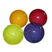(財)日本マレットゴルフ協会公認球   独自の製法技術により、気泡を意図的に注入したスケルトンタイプ...