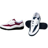 """足にやさしい""""超軽量""""シューズ  踏付のゆったり設計で幅広の足も楽々  ■素材 アッパー:PUコード..."""