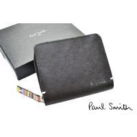 ブランド  ポールスミス Paul Smith(メンズ)    商品説明  ジップストローグレイン ...