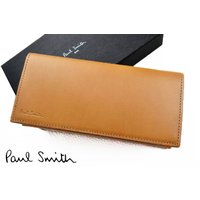 ブランド ポールスミス Paul Smith   商品説明 オールドレザー 長財布。  内側に施され...