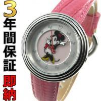 即納可 ディズニー 腕時計 ミニーマウス 世界限定100本 140214-MN  ディズニーの大人気...