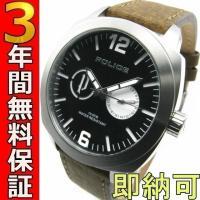 即納可 ポリス 腕時計 コンテキスト 14717JS-02  ポリスは、サングラス・腕時計・ジュエリ...