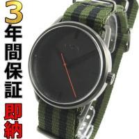 即納可 ニクソン 腕時計 THE MELLOR サープラスブラック A129-1151  ※輸送時に...