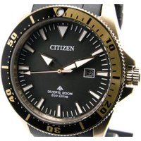 即納可 シチズン 腕時計 逆輸入モデル エコドライブ ダイバーズ BN0104-09E  シチズンの...