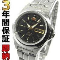 即納可 オリエント 腕時計 スリースター 海外モデル BNQ1A00AB9 レディース腕時計  オリ...
