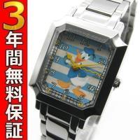 即納可 ディズニー 腕時計 ドナルドダック MC-1612-DO 世界限定50本  ディズニーウォッ...
