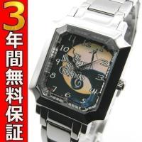 即納可 ディズニー 腕時計 ナイトメアー・ビフォア・クリスマス ジャック MC-1612-NM 世界...