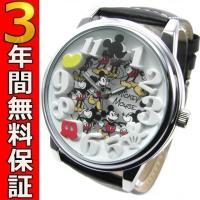 即納可 ディズニー 腕時計 ミッキーマウス 3Dインパクト MK1214A  ディズニーの大人気キャ...