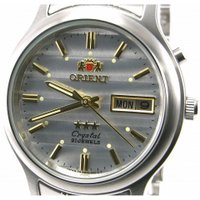 即納可 オリエント 腕時計 スリースター SEM0201ZW8 日本製 海外モデル  ■商品番号 S...