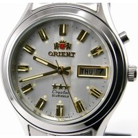 即納可 オリエント 腕時計 スリースター SEM0301YW8 日本製 海外モデル  ■商品番号 S...