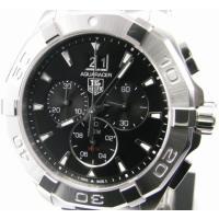 即納可 タグホイヤー 腕時計 アクアレーサー CAY1110.BA0925 クロノグラフ  タグ・ホ...
