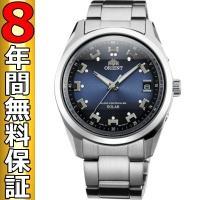 オリエント 腕時計 国内正規品 スタンダード ソーラー電波時計 WV0071SE  オリエントは19...