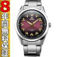 オリエント 腕時計 国内正規品 スタンダード ソーラー電波時計 WV0081SE  オリエントは19...
