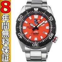 オリエント 腕時計 国内正規品 M-FORCE 200m WV0201EL  オリエントのエムフォー...