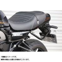 KIJIMA Z900RS Z900RSカフェ キャリア・サポート バッグガード(ブラック) 左側 送料無料 キジマ