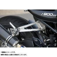 OVER RACING Z900RS タンデムステップ関連パーツ Z900RS アルミビレットタンデムステー 送料無料 オーバーレーシング