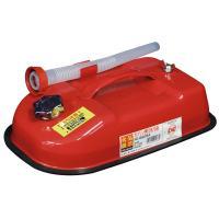 ガソリン携行缶5L 消防法適合品・危険物保安技術協会試験確認済 中身が分かりやすいように 『軽油』『...