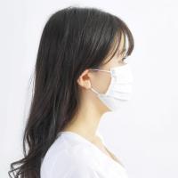 マスク 使い捨て メジャーリーガーM101 50枚入 2箱 with お顔に優しいスマートなマスク2枚|st-smartmask|07