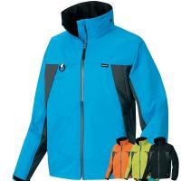 素材:3層ミニリップス 平織り ナイロン100% 襟:ドライメッシュ 色:006.ブルー×チャコール...
