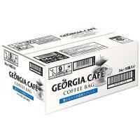 ■ポンッ!と簡単、本格レギュラーコーヒー ■ジョージアカフェコーヒーバッグは3ステップ、1分で本格コ...