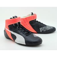 PUMA(プーマ)レーシングシューズ EVO SPEEDは、FIA8856-2000公認の耐火安全性...