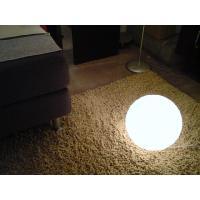 インテリア照明の定番のボールランプです。  ■サイズ:W25×D25×H25cm ■材質:ガラス、メ...