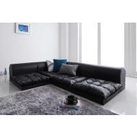 シンプルデザインのフロアコーナーソファー3点セットです。  サイズ:1人掛け:幅約50×奥行き75×...