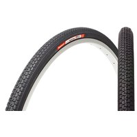 ・タイヤ裏側をフラット加工した「ガードプライ」構造の採用で、貫通パンクやリム打ちパンクに対する強度を...