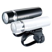 ・高輝度LED1個で400カンデラ以上の明るさを実現したコンパクト&スリムボディのフロントライト ・...