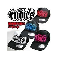 RUDIE'S ルーディーズ メッシュキャップ SPARK CAP ブラック×ピンク rudies RUDIES MESH 帽子 ぼうし 4320