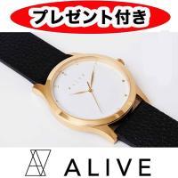 【商品説明】  飽きのこないシンプルかつモダンなデザインの時計。都会的でストリートからフォーマルまで...