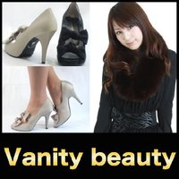 ハイヒール パンプス Vanity Beauty ( バニティー ビューティー )(19990) オ...