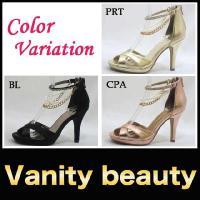 ハイヒール パンプス Vanity Beauty (バニティー ビューティー)(9952) ラインス...