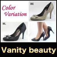 ハイヒール パンプス Vanity Beauty ( バニティー ビューティー )(2636) ラウ...
